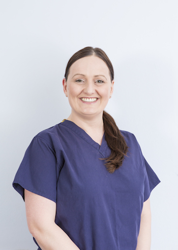 Sabrina Griffith - Practice Manager and Dental Hygienist