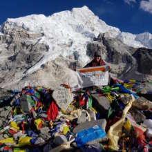 Sabrina's Everest Challenge